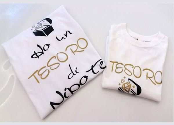 magliette personalizzate Modugno Bari