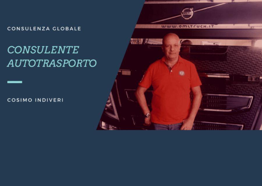consulenza globale autotrasporto cosimo indiveri taranto