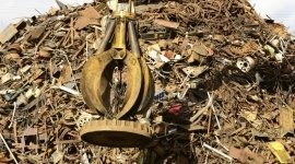 raccolta rottami metallici