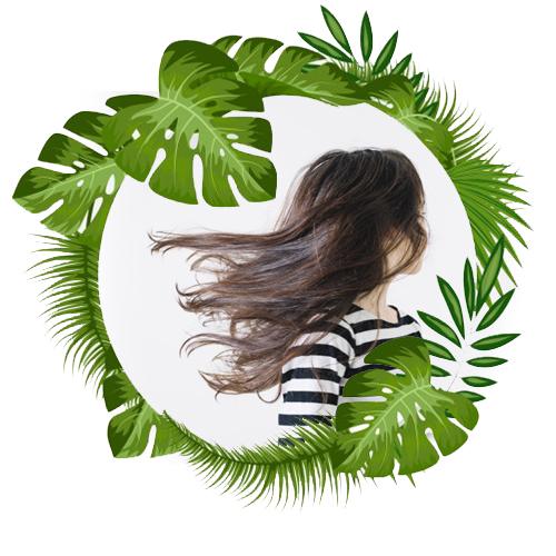 Trattamenti biologici per capelli