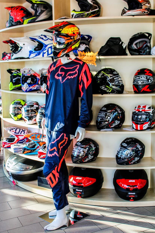 casco per moto