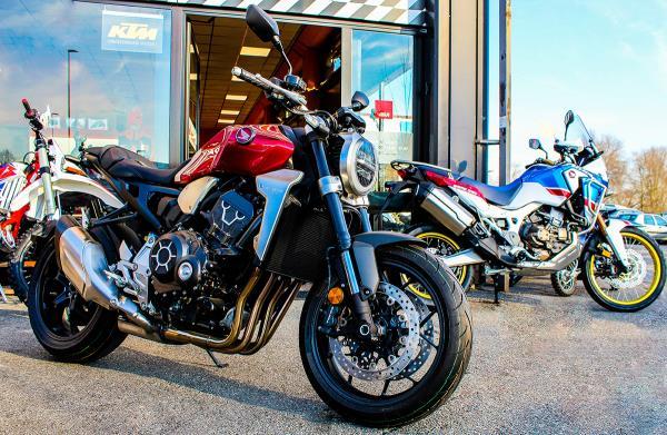 Promozioni moto e scooter Crema