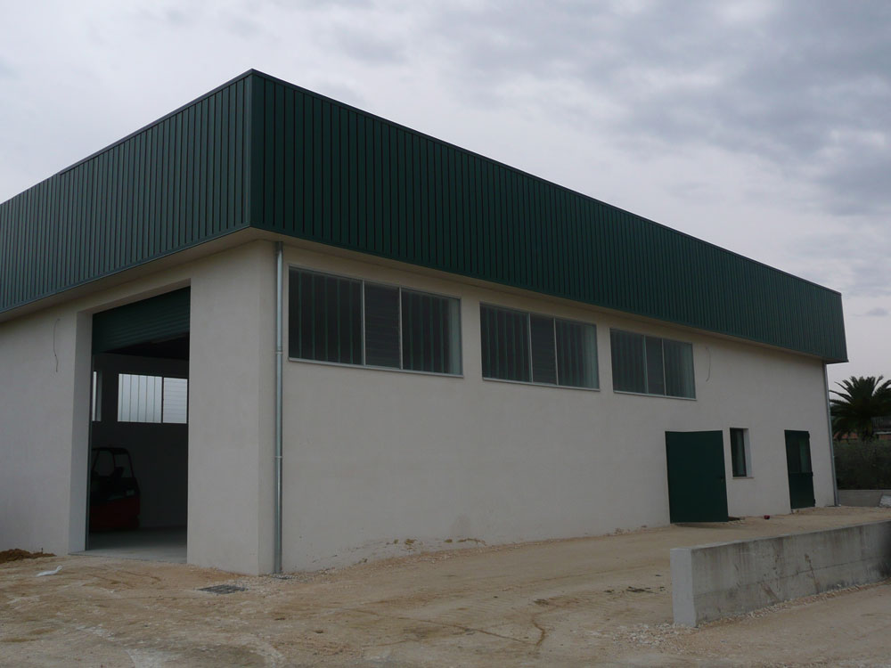 Lavorazioni in acciaio SDT Costruzioni Martinsicuro Teramo