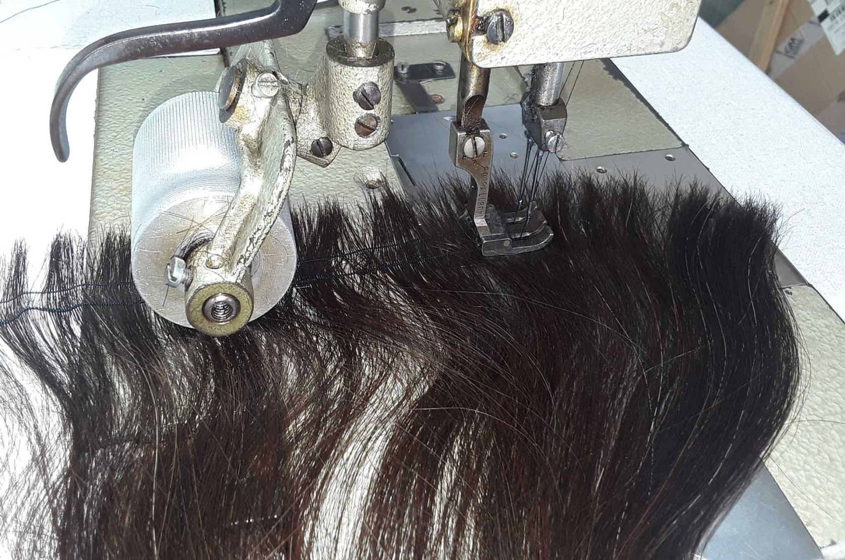 laboratorio artigianale capelli veri Lucca