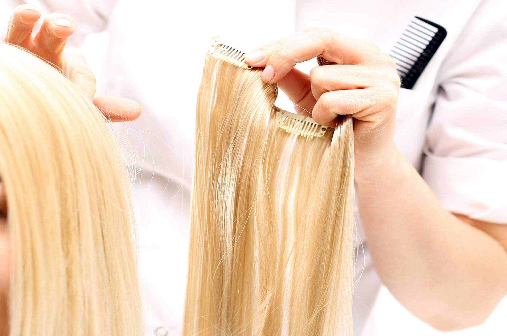 Extension capelli naturali Lucca