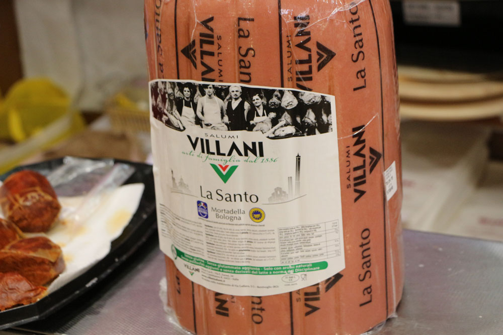 Mortadella Villani