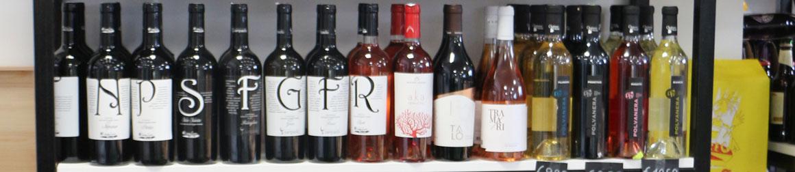 Vendita e degustazione vini Ceglie Messapica Brindisi