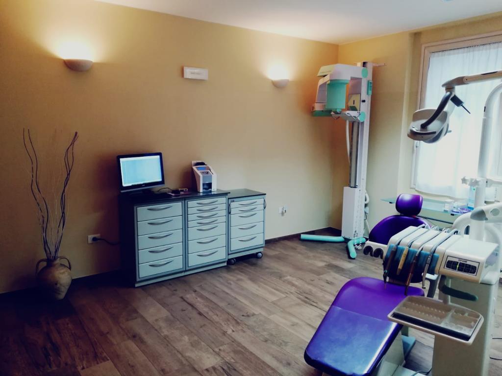 Sala visite odontoiatriche