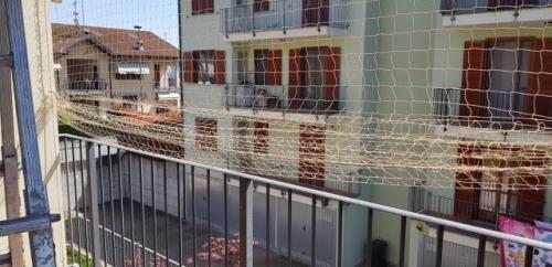 Rete per balconi e piani rialzati