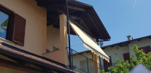 Rete per balcone