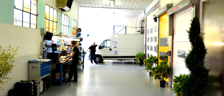 Chiusure industriali veloci Castelfranco Emilia Modena
