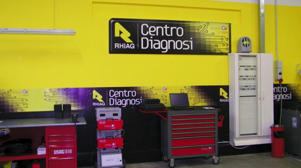 Centro diagnosi auto