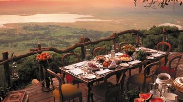 Cratere Ngorongoro Tanzania