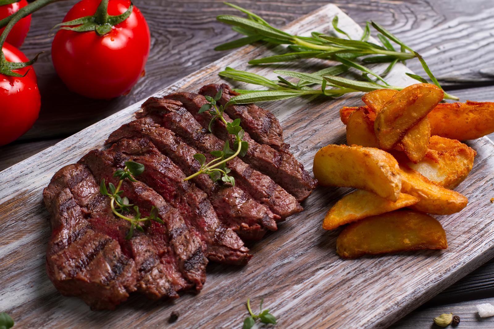 Carne e patate