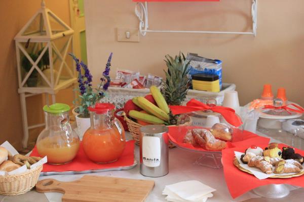camera e prima colazione San Severo