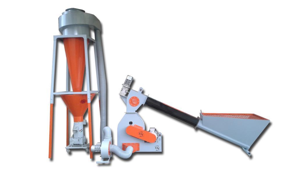 Realizzazione impianti produzione pellet Montereale L'Aquila
