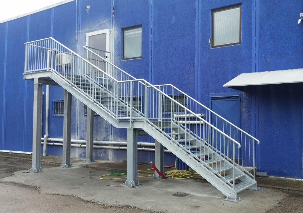 scale di sicurezza Viterbo
