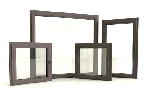 Infissi in legno - alluminio viterbo
