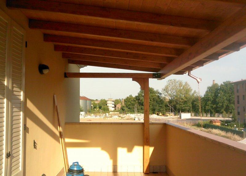 tettoie in legno viterbo