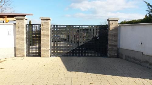cancelli in ferro Viterbo