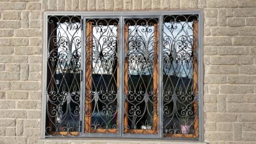 Sicurezza: Grate di Sicurezza, Persiane ed Infissi di Sicurezza