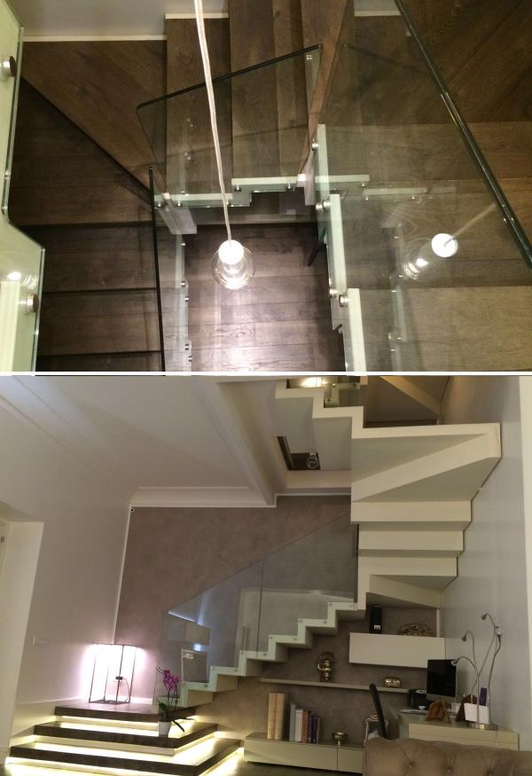 scale da interno Viterbo