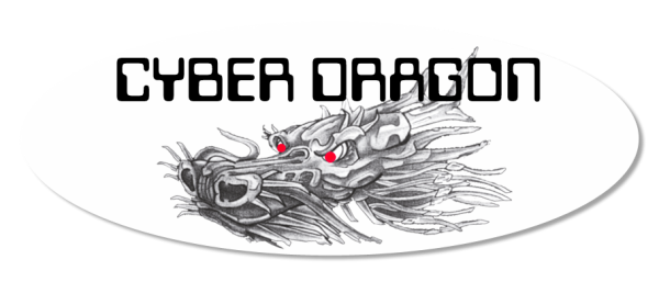 Cyber Dragon Tattoo BS