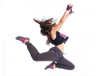 Just dancing pump