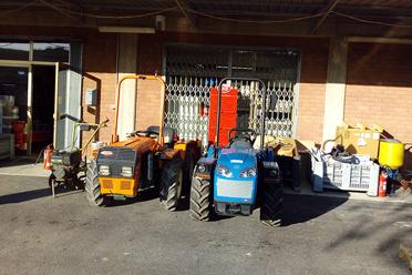 Macchine agricole Montefalco Perugia