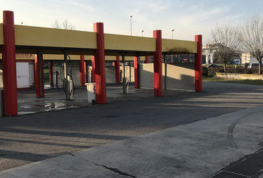 Sanificazione interni auto Autolavaggio Pianezza Torino