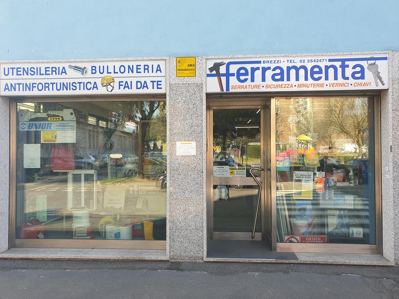 Articoli di ferramenta Cologno Monzese Milano