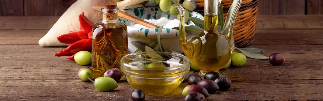 Produzione di olio extravergine d'oliva Ripacandida Potenza
