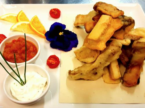 Fritto vegan