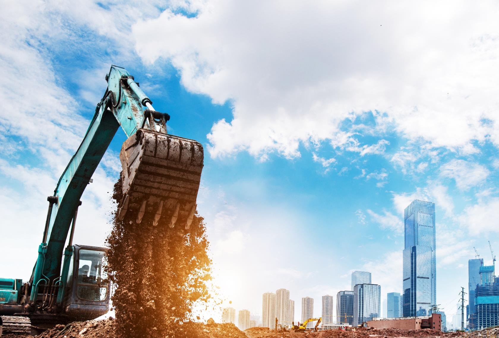 Scavo e movimento terra, demolizioni, opere di urbanizzazione
