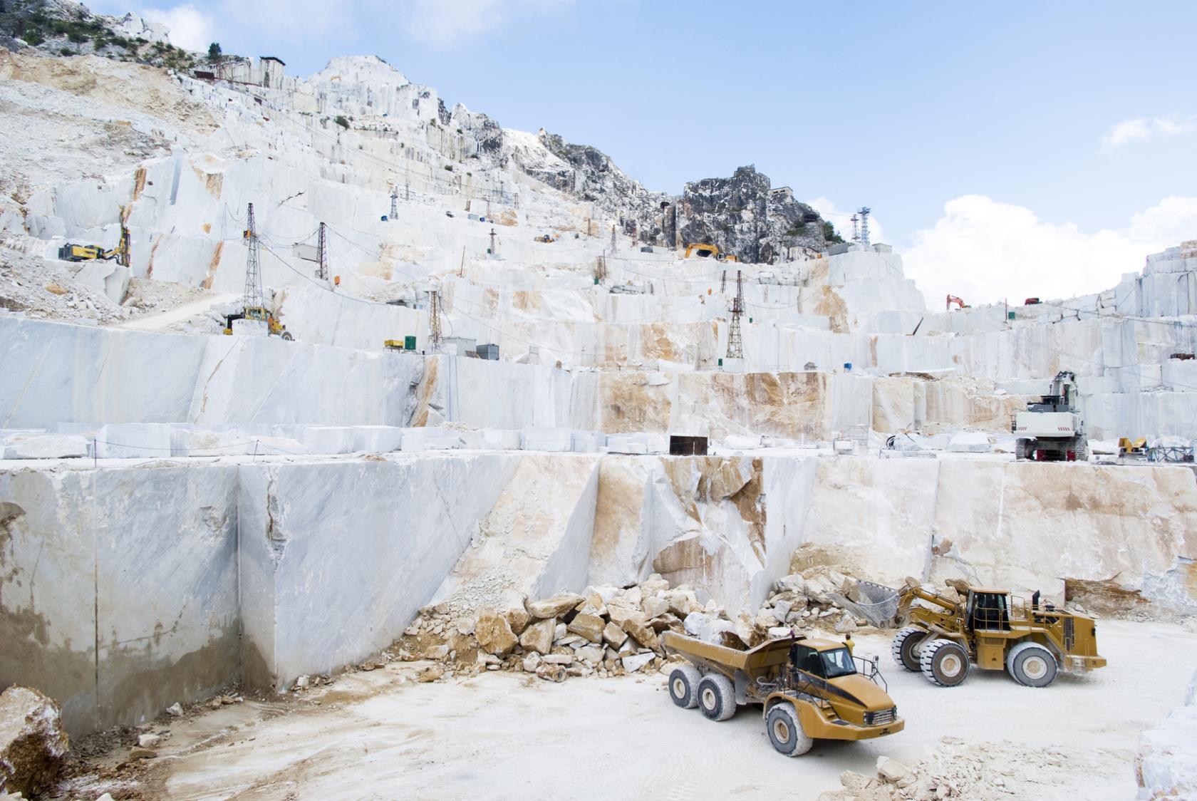 Miniere e cave Torino