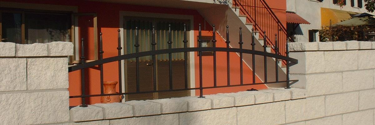 Cancelli e recinzioni in ferro   Muzzana del Turgnano   Udine   Pordenone   Trieste