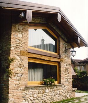Restauro serramenti in legno