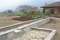 progettazione giardino valle camonica