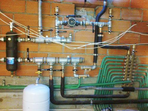 Impianti di riscaldamento Pistoia