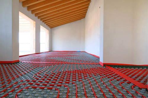 riscaldamento a pavimento Sassari