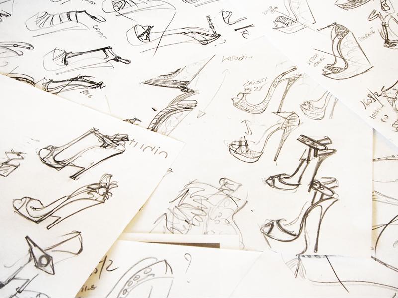 Design scarpe