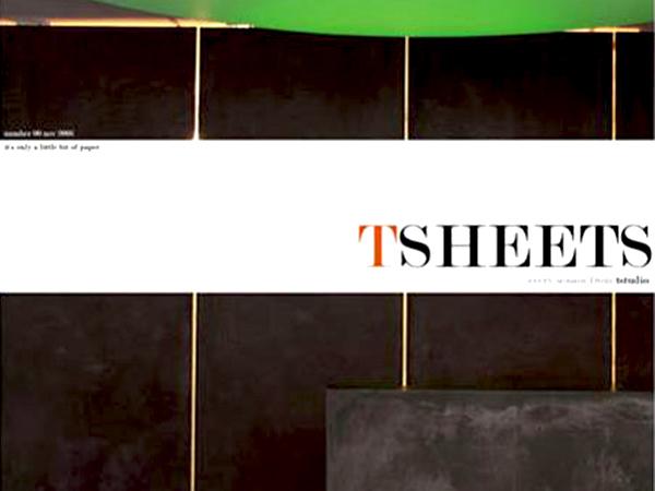 T/Sheets 雜誌