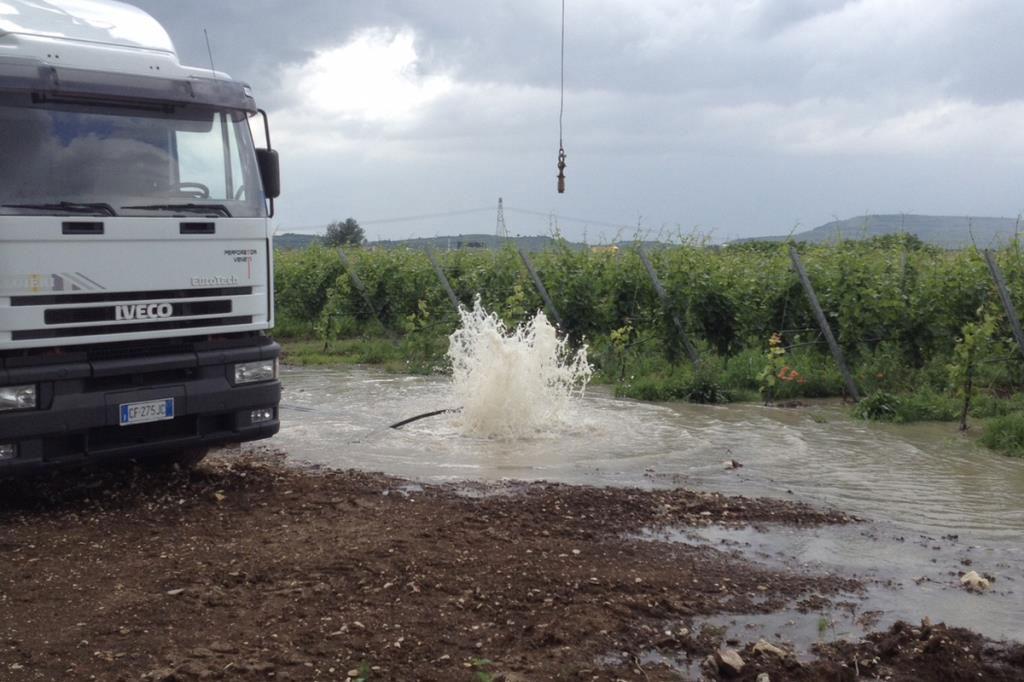 vendita impianti di sollevamento acque