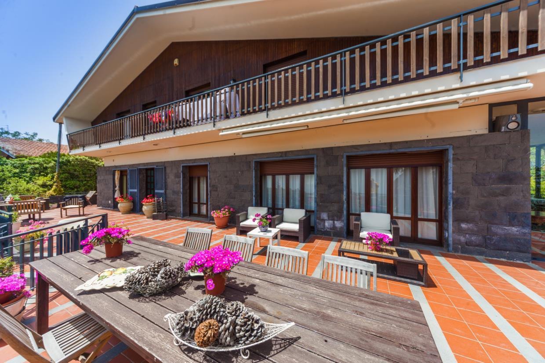 Casa e terrazza