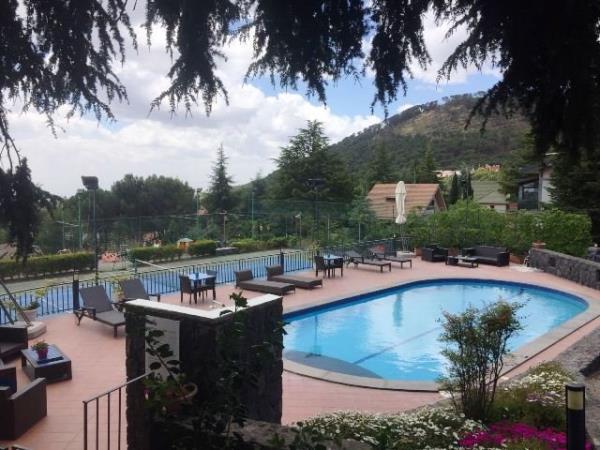 B&B con piscina Nicolosi Catania