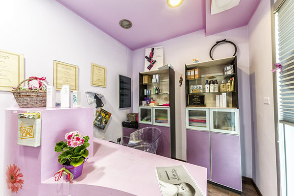 salone di bellezza Alghero