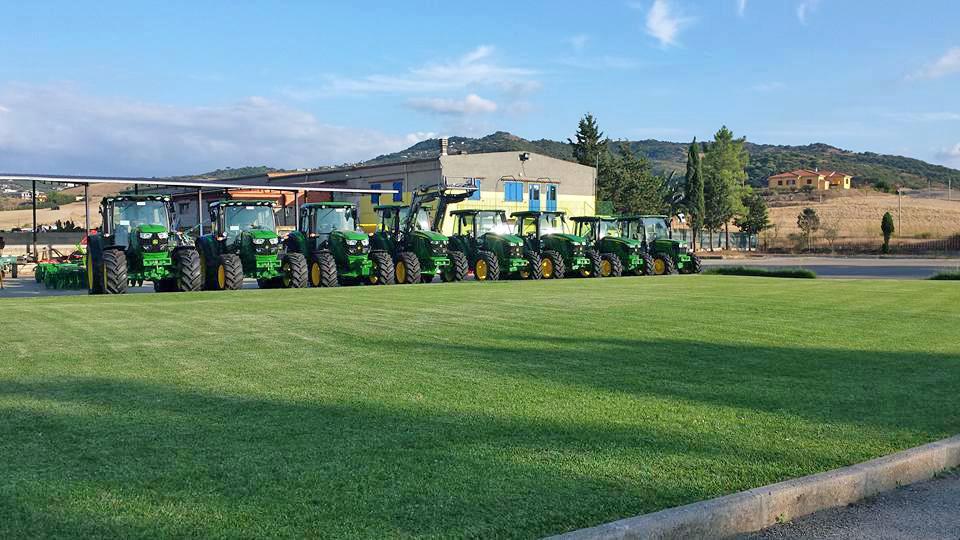 vendita macchine agricole