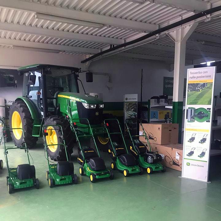 assistenza trattori ozieri
