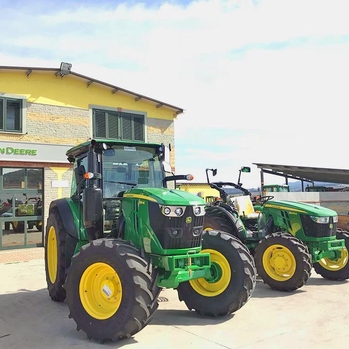 vendita macchine agricoltura sassari