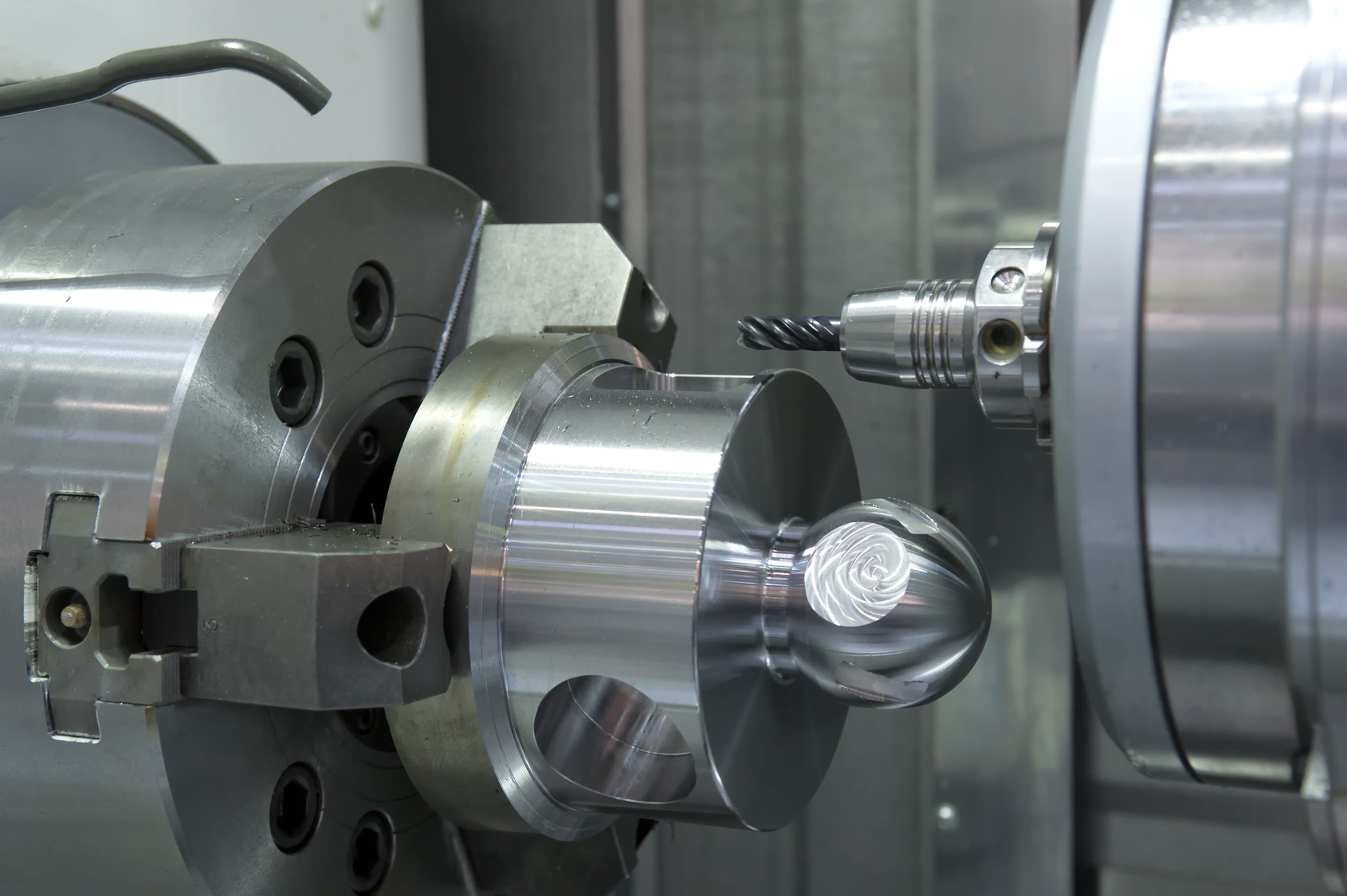 Fresatura meccanica